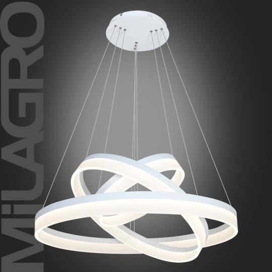 Lampa wisząca Milagro Ring 409