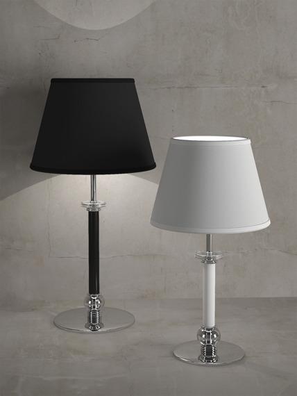 Lampka Italamp Perla 7020/LG czarna