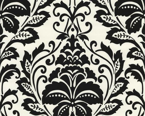 Tapeta z ornamentem AS Creation Flock 4 255419